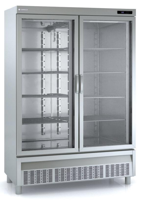 Armario frigor fico 2 puertas acero inoxidable muebles y for Frigorifico acero inoxidable