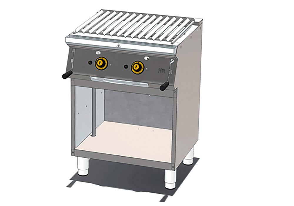 barbacoa de gas B5506E