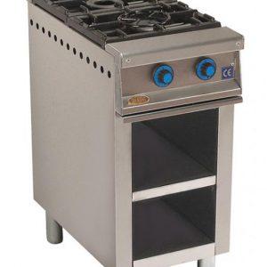 cocina de gas industrial serie750 802