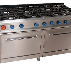 cocina de gas industrial serie750 828h