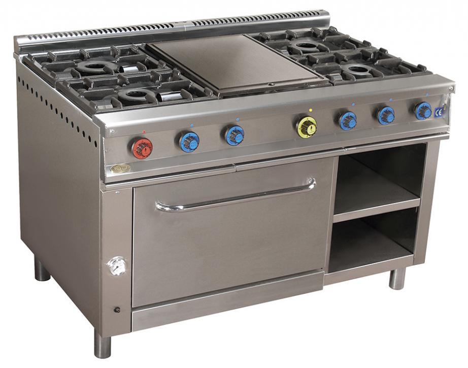 Precio cocina industrial cocina a gas fagor fuegos with precio cocina industrial excellent - Cocina de gas precios ...