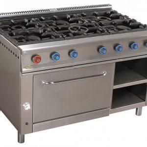 cocina de gas industrial serie900 916h