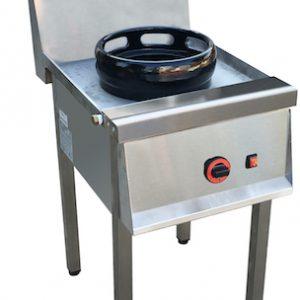 cocina wok de 1 fuego muebles y maquinaria hosteler a
