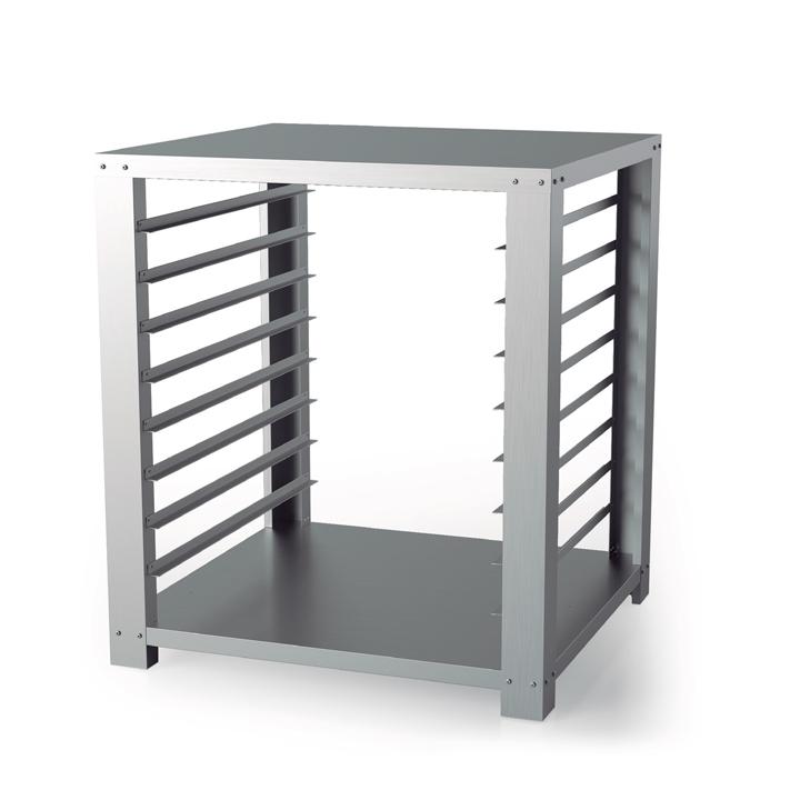 estantería acero inoxidable modular