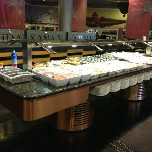 máquina de buffet 17