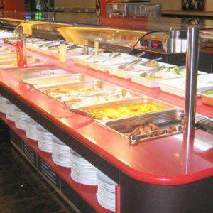 máquina de buffet 29