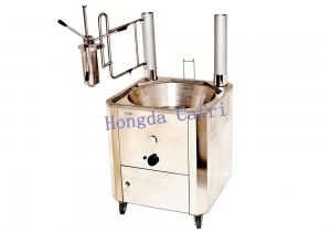 maquina de churros