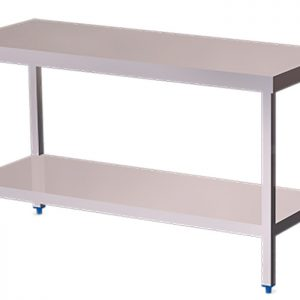 Mesas de trabajo cocina archivos muebles y maquinaria - Mesa de trabajo para cocina ...