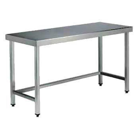 Mesa de trabajo para cocina muebles y maquinaria hosteler a - Mesas de trabajo para cocina ...