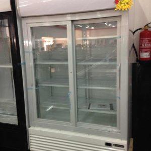 Armario frigorífico puertas correderas