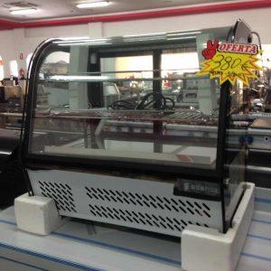vitrina expositora refrigerada para postres