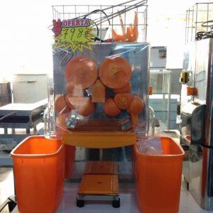 exprimidor de naranjas 6 litros