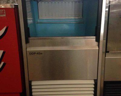 maquina hielo itv 45kg delta