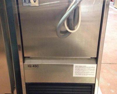 maquina hielo granizado