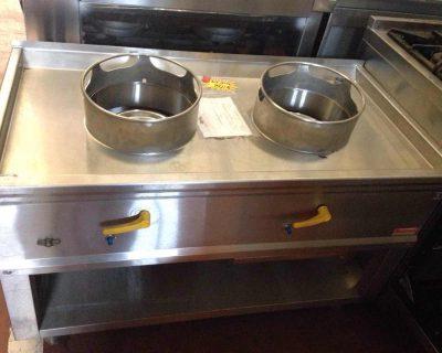 Maquinaria de hosteler a de segunda mano muebles y for Cocina wok segunda mano