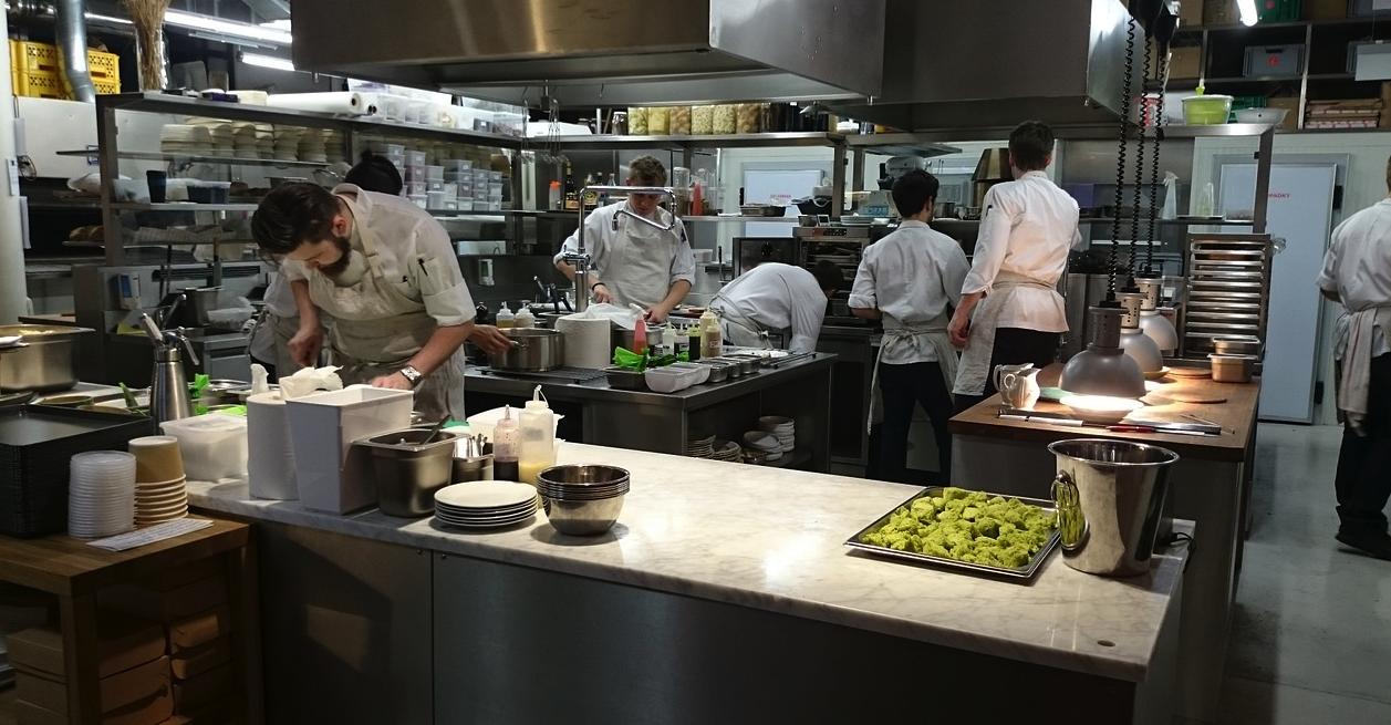 Comprar maquinaria de hosteler a for Cocina wok segunda mano