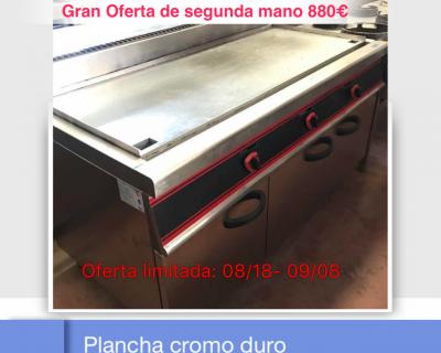 PLANCHA CROMO DURO 01
