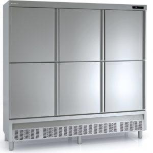 armario frigorífico 6 puertas