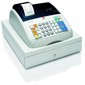 caja registradora ecr7700