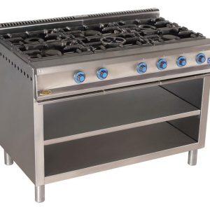 cocina de gas industrial serie900 916e