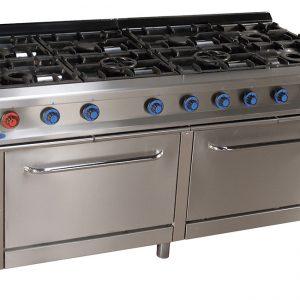 cocina de gas industrial serie900 928h