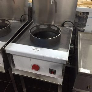 Cocina Wok De 1 Fuego 02 Muebles Y Maquinaria Hosteleria