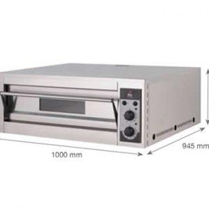 horno para pizza fm hp433