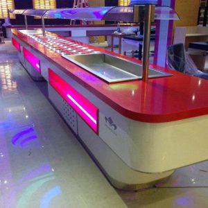 máquina de buffet 10