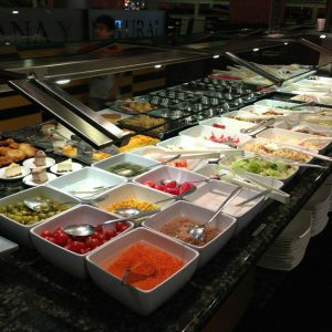 máquina de buffet 13