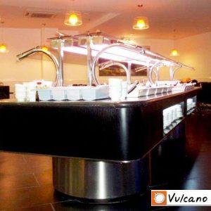 máquina de buffet 16