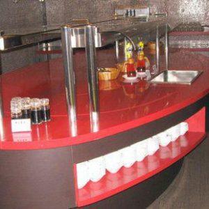 máquina de buffet 18