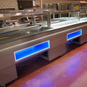 máquina de buffet 20