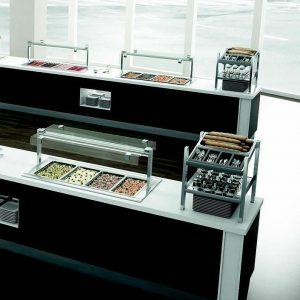 máquina de buffet 22