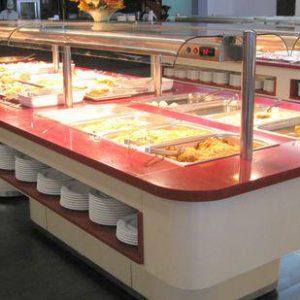 máquina de buffet 23