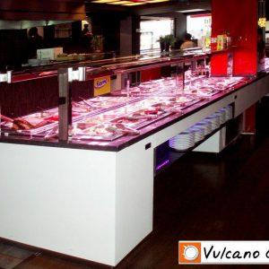 máquina de buffet 25