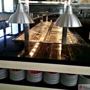 máquina de buffet 26