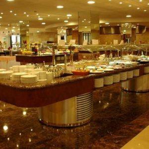 máquina de buffet 30