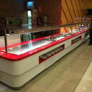 máquina de buffet 31