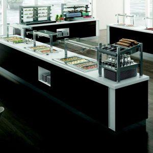 máquina de buffet mod2002
