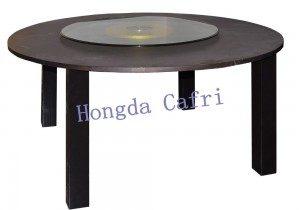 mesa para restaurante redonda