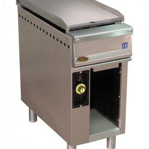 plancha de gas fry top 750f 400