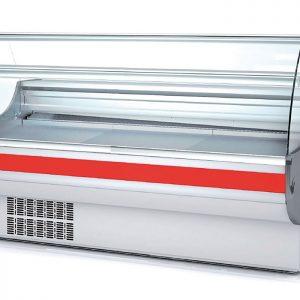 vitrina expositora refrigerada modular coreco