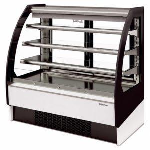 vitrina expositora refrigerada modular pastelería
