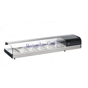 vitrina expositora refrigerada sobre mostrador 04