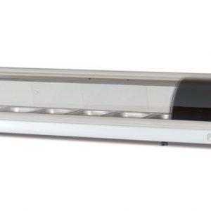vitrina expositora refrigerada sobremostrador BCC6