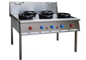 alquiler de maquinaria de hostelería cocina wok