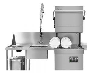 alquiler de maquinaria de hostelería lavavajillas industrial