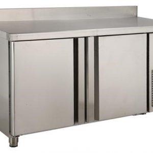Mesa fría de refrigeracíon