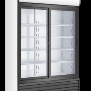 Armario SUPERMARKET ,refrigeración puerta cristal P2