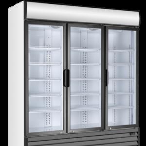 Armario SUPERMARKET ,refrigeración puerta cristal P3